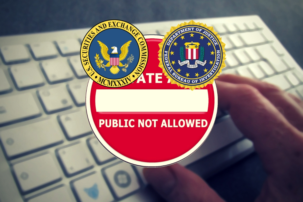 1broker Blacklisted and Domain Name Seized By the FBI and SEC