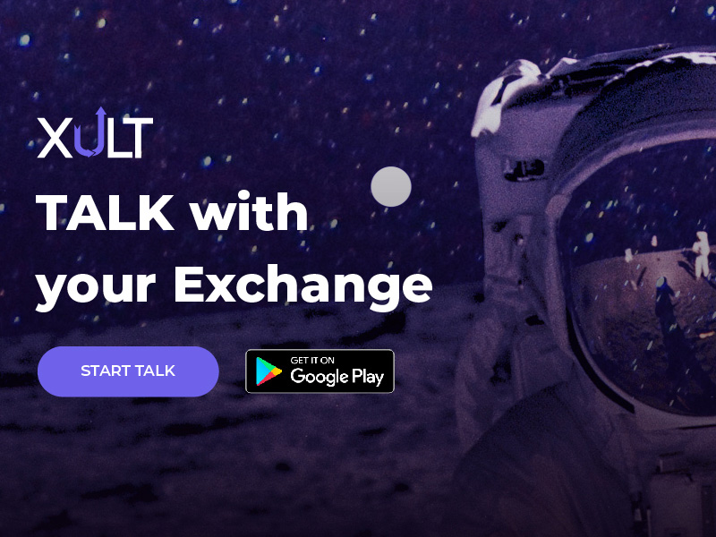 Join the New Space Race – Xult is Launched!