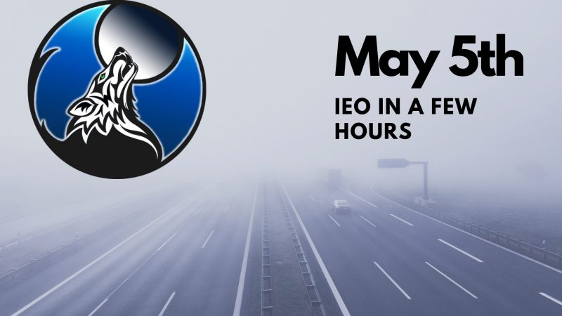 WolfpackBOT: Initial Exchange Offering (IEO) to Start in Less than 20 Hours