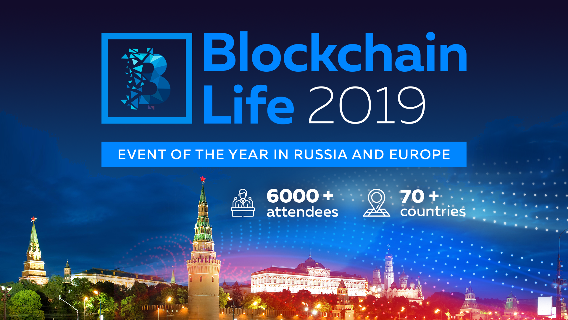 Event of the Year – Blockchain Life 2019