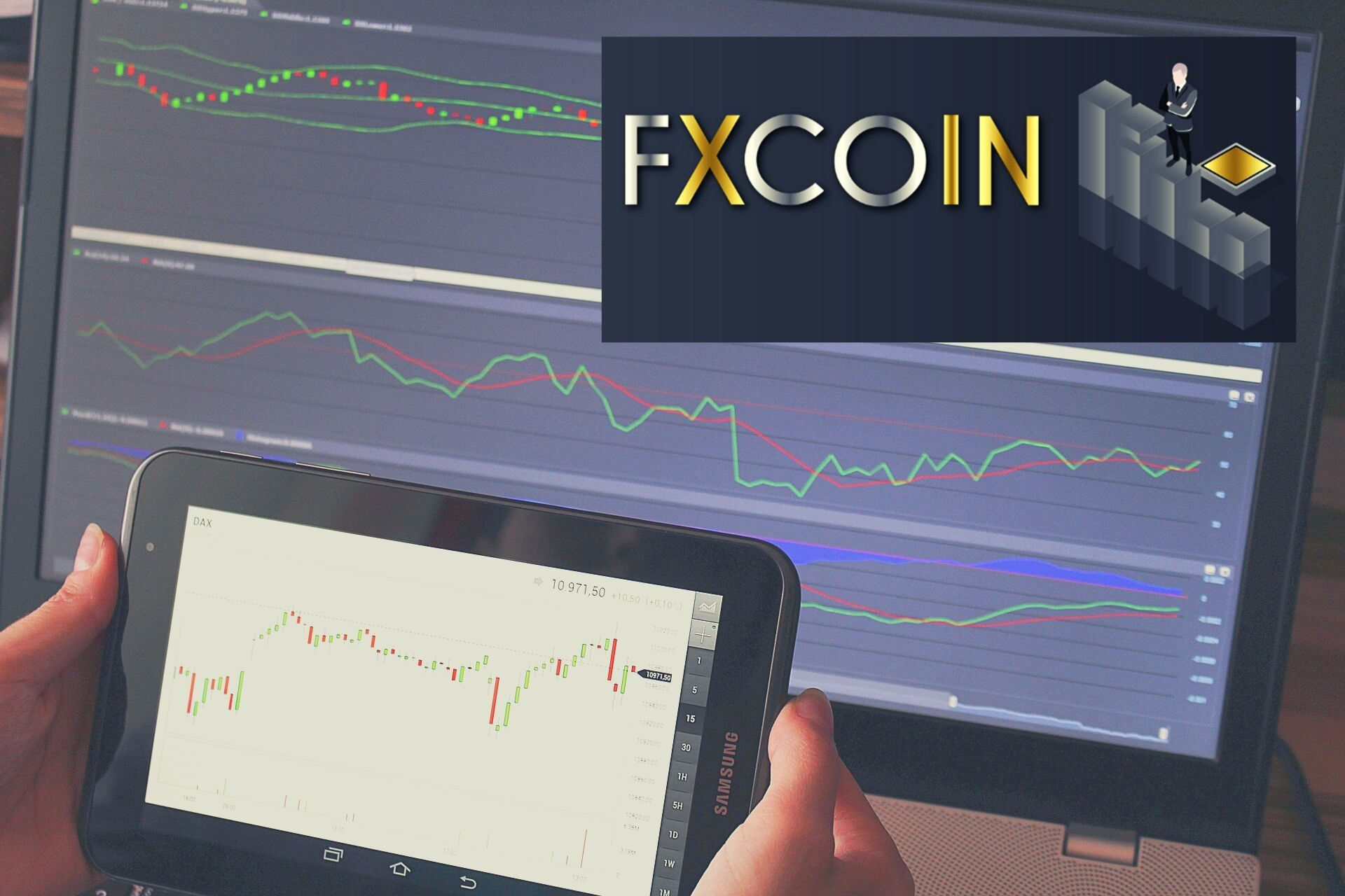 How to Trade the Forex Market With Almost Zero Risk Using FxCoin