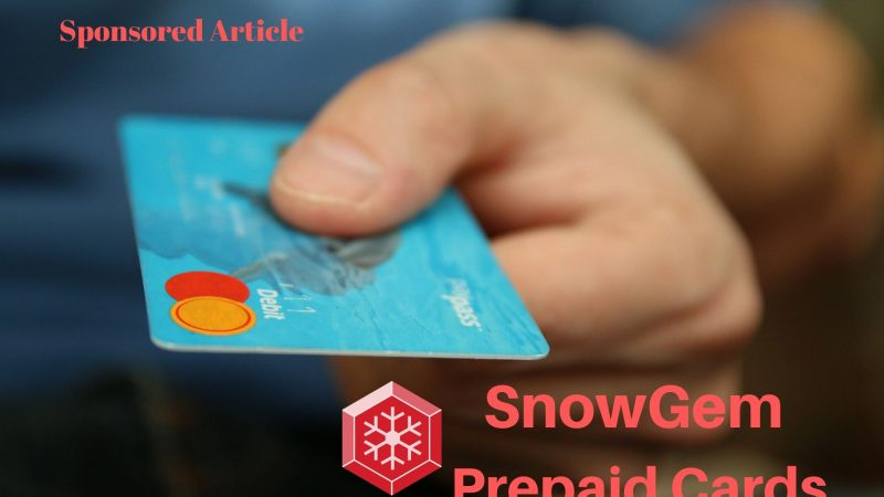 SnowGem Introduces a New Wallet And Credit Card Features to Its Platform