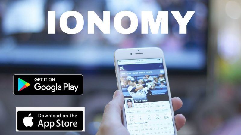 IONOMY: A Crypto Gaming Ecosystem, Marketplace, Wallet & More