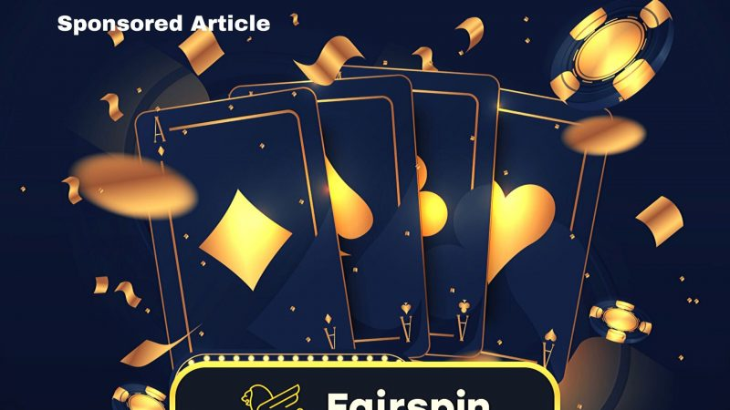FairSpin: Changing The Face of Online Casino And Gaming By Using Blockchain Technology