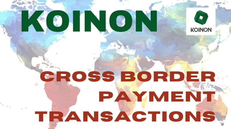 KOINON Remittances Into Africa – Zimbabwe and Global Cross Border Payment Transactions
