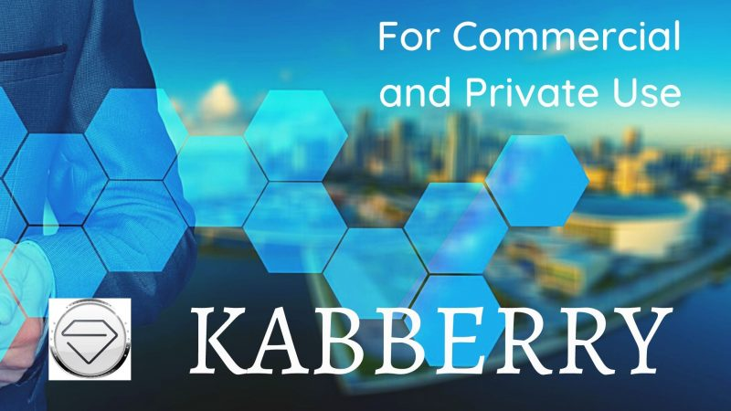 KABBERRY Platform: Popularising Blockchain and Cryptocurrencies For Commercial and Private Use
