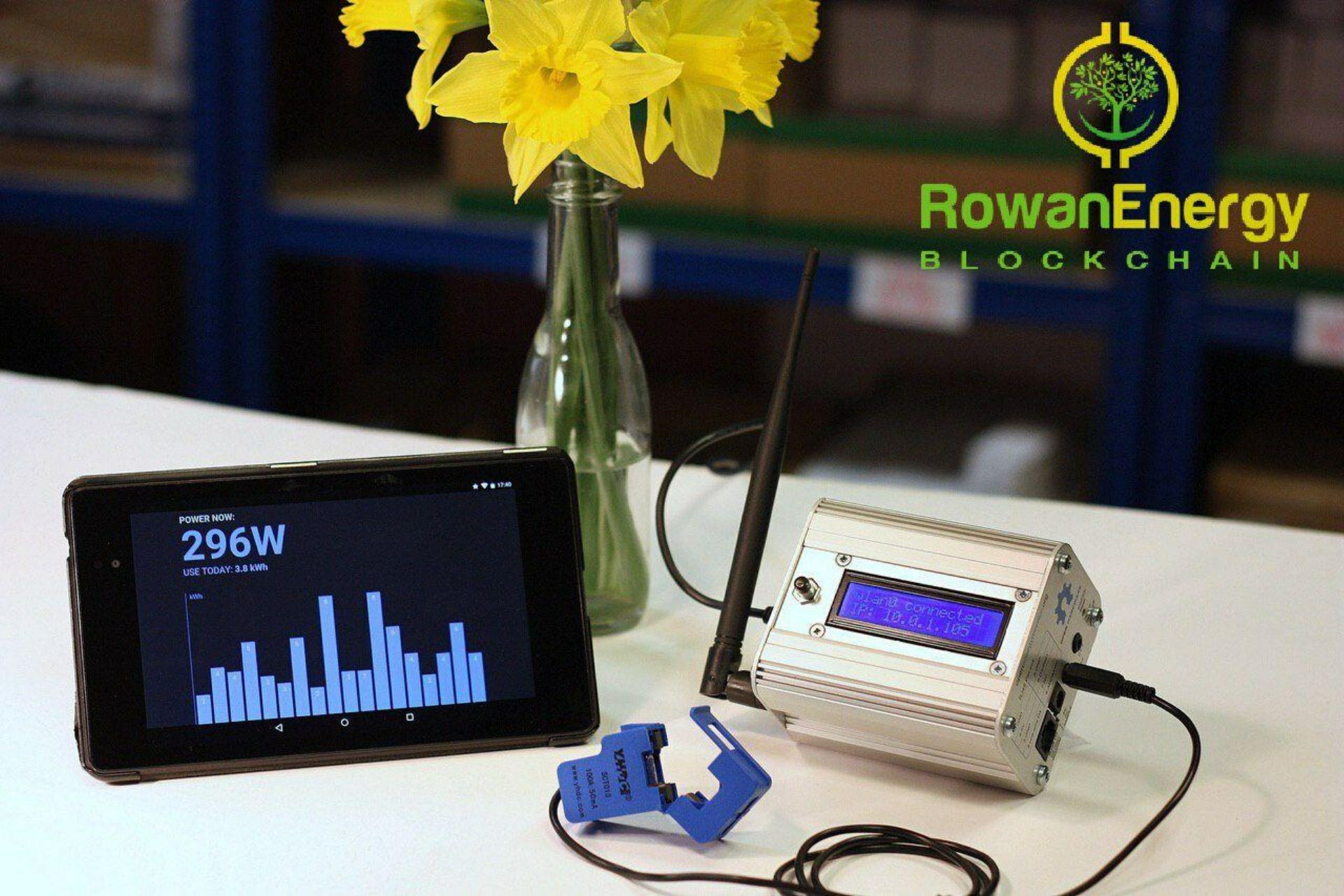 Earn Extra-Income with Rowan Mining Smart Meters