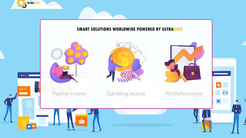 ULTRAGATE – Unlocking Massive Investment Opportunities and Passive Income Generation for Crypto Enthusiasts