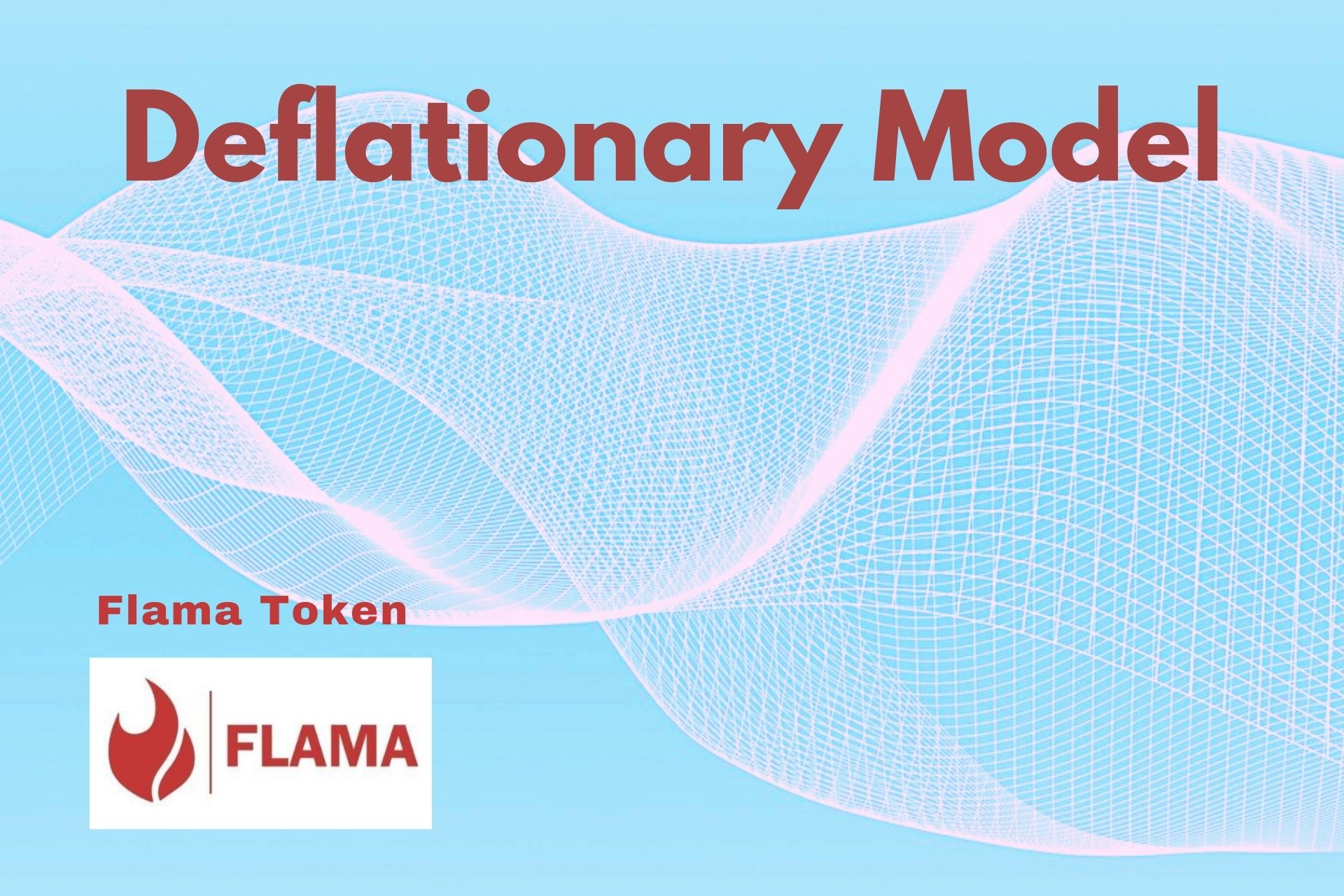 The Flama Token – A Deflationary Token with Real World Use Cases