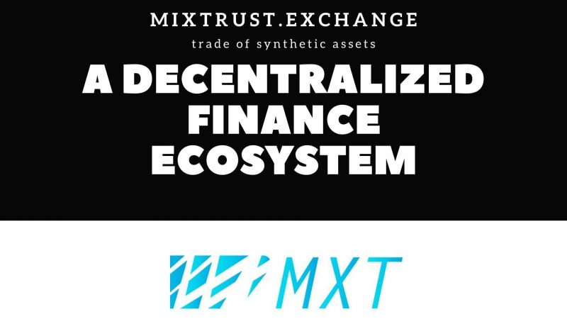 Project Mixtrust For A Decentralized, Distributed, and Scalable Synth Genesis