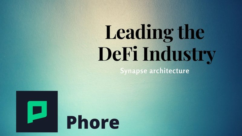 Phore is going to Spearhead the DeFi Industry