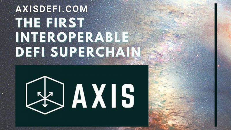 AXIS: The World's First Interoperable DeFi Superchain With Built-In Risk Mitigation