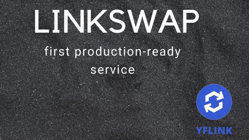 LINKSWAP: A Better Way to Capitalize on LINK and Automate Low-Risk Earnings