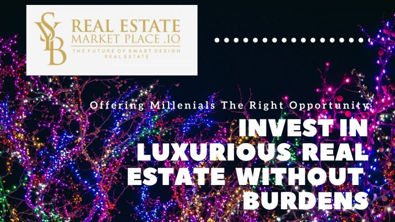 SYBC Tokens: Offering Millenials The Right Opportunity To Invest In Luxurious Real Estate Without Financial Burdens